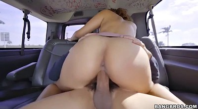 Bangbus, Banks, Bank, Car sex, Mariah, Interview