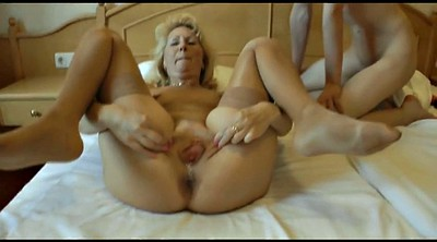 Mature milf boy