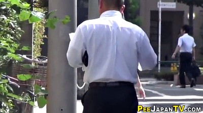 Public, Japanese peeing, Japanese outdoor