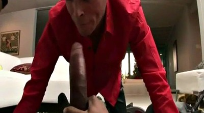 Old gay, Monster cock, Cum swallowing, Cum swallow, Young gay