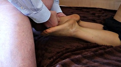 Nylon, Nylon foot, Nylon foot fetish