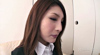 Japanese uncensored, Uncensored, Japanese threesome, Japanese office
