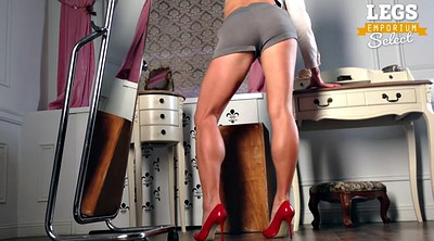 Fitness, Showing, Fitting, Gym solo, Big legs