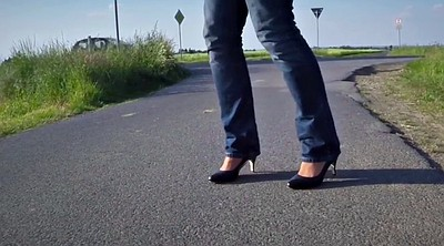 Outdoor, Jeans