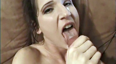 Cum in mouth, Amateur cum in mouth, Suck facial