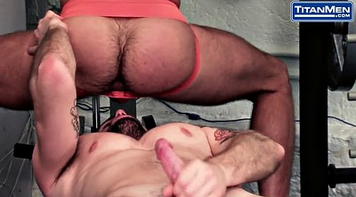 Rimming, Instruction, Gym ass