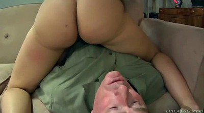 Mom, Facesitting, Mom handjob, Kelly divine