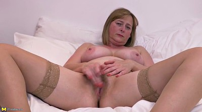 Mature mom, Real mom, Mom hairy