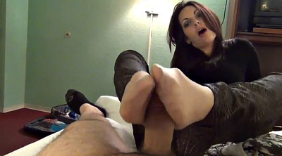 Nylon footjob, Nylons, Nylon foot, Nylon cumshot, Nylon feet
