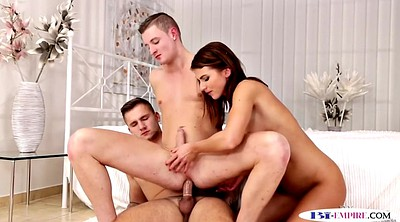 Cream, Anal threesome
