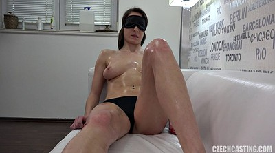 Hot milf, Czech massage