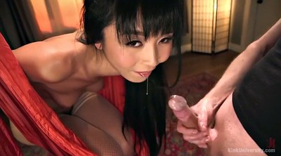 Swing, Marica hase, Hairy anal, Japanese orgasm, Japanese anal, Asian hairy