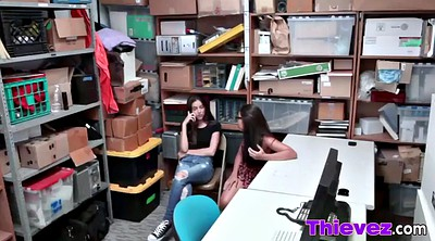 Asian teen, Jasmine, Office asian, Ariel