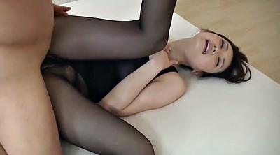 Japanese pantyhose, Japanese black, Leotard, Mature japanese