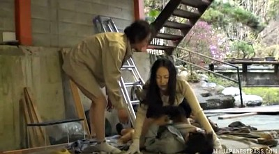Japanese threesome, Long, Asian gay, Long hair japanese, Japanese couple, Japanese blowjob