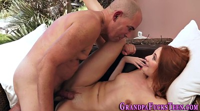 Old man, Granny masturbation