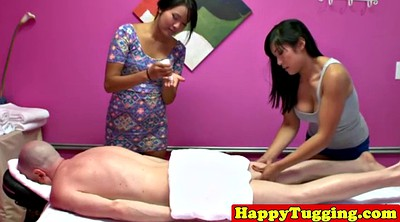 Facesitting, Asian massage, Trio
