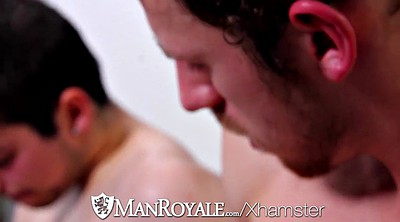 Oil massage, Shy massage