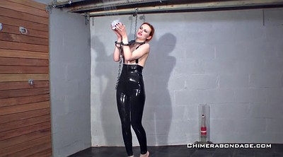 Self, Self bondage, Latex bondage