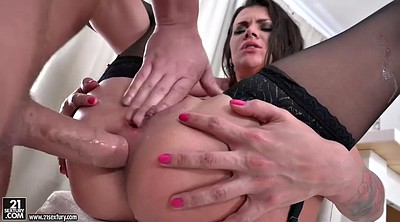 Finger anal, Veronica, Russian anal