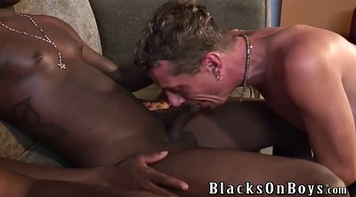 White guy, First gay, First black