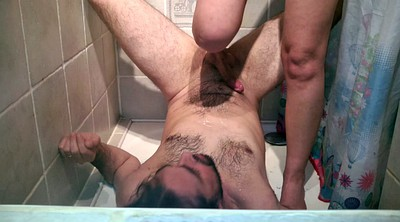 Homemade, Shower, Peeing, French