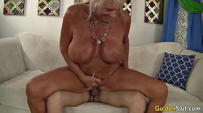 Seduced, Mandy, Seduce mature, Mature massage, Granny tits