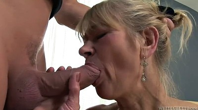 Lady b, Old lady, Old granny anal