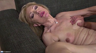 Young, Amateur mature