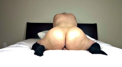 Bbw solo, Red, Red bbw
