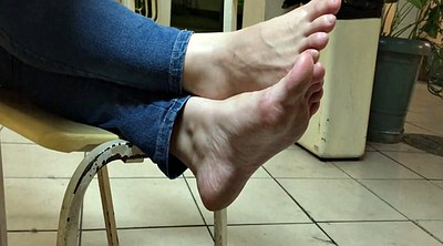 Italian, Toes, College girl, Foot sole, College girls