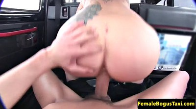 Babes, Female taxi, Driver