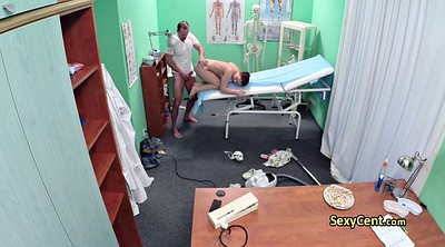 Voyeur, Hidden cam, Hospital, Hidden office