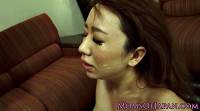 Japanese mother, Japanese big tits, Japanese threesome, Cumshots, Japanese milfs, Big mother