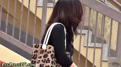 Japanese, Voyeur, Japanese beauty, Japanese piss, Japanese public, High
