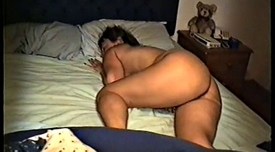Naked, British wife