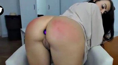 Girl, Red ass