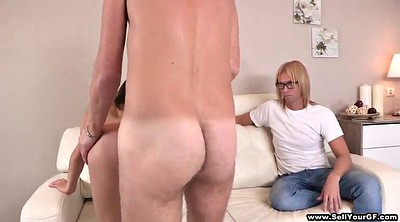 Teen creampie, Tit, Big tits natural, Pussy creampie