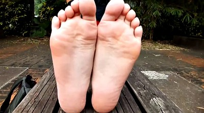Sole, Chinese foot, Chinese feet, Chinese m