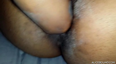 Fisting, Insertions, Hairy ebony, Fucks
