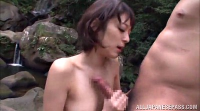 Foot job, Hand job, Asian foot job, Panty job, Natural tits