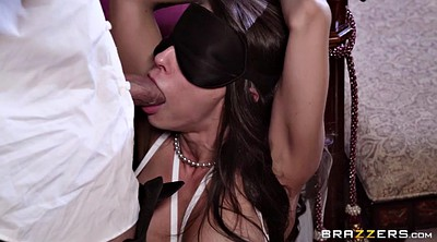 Blindfold, Tie, Madison ivy
