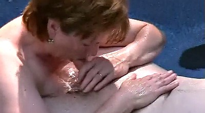 Mature blowjob, Contest, Amateur mature