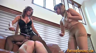 Femdom handjob, Muscle, Mother daughter
