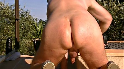 Huge dildo anal, Forest