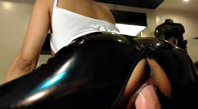 Latex, Japanese solo, Japanese fisting, New sex, Japanese dildo