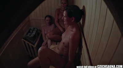 Sauna, Hidden masturbation, Catch, Hidden cam masturbation, Caught masturbation, Caught masturbating