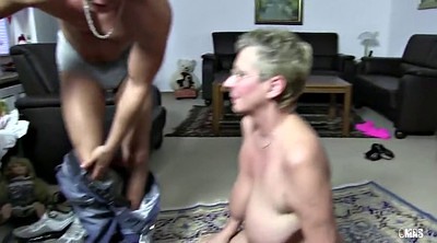 German, Granny group, Amateur mature