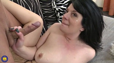 Mom and son, Son and mom, Mom cum, Son fuck mom, Milf son