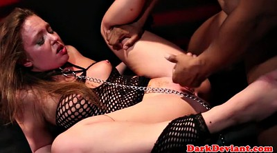 Punish, Rough interracial, Restrained